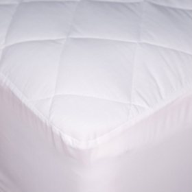 Riegel Quilted Fitted Anti-Microbial Mattress Pad