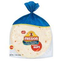 Mission Large Burrito Flour Tortillas (35.2oz / 2pk)