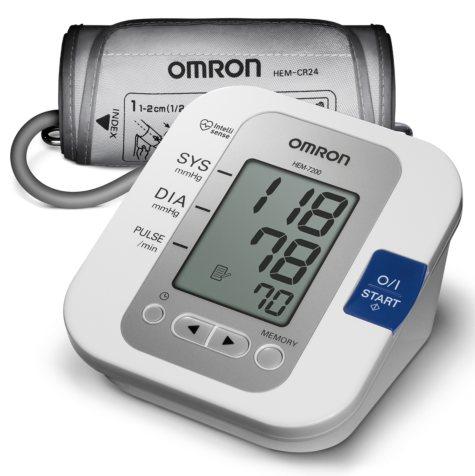 Omron Arm Auto Digital BPM 60 Memory HEM-7200 - (Puerto Rico Only)