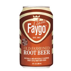 Faygo Root Beer (12 oz. cans, 24 pk.)
