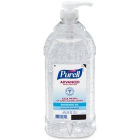 Purell Instant Hand Sanitizer, Pump (67.6 oz.)