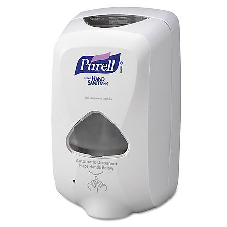 Purell TFX Touch-Free Automatic Hand Sanitizer Dispenser