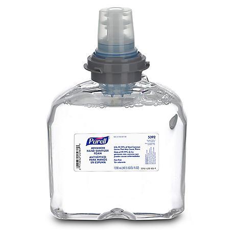 PURELL Advanced TFX Foam Instant Hand Sanitizer Refill (1200mL)