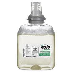 GOJO TFX Green-Certified Foam Hand Wash Refill, Unscented (1200ml)