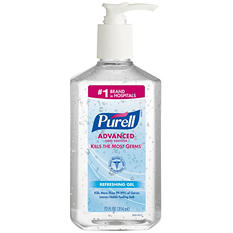 Purell Instant Hand Sanitizer Pump Bottle - 12 oz.