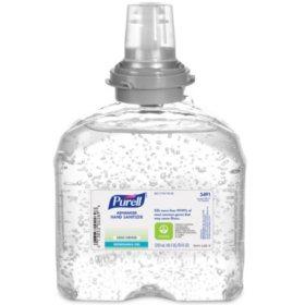 Purell TFX Green Certified Instant Hand Sanitizer Gel Refill - 40.5 oz.