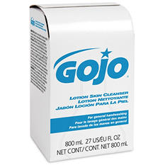 Gojo Lotion Skin Cleanser Refill - 800ml Bag