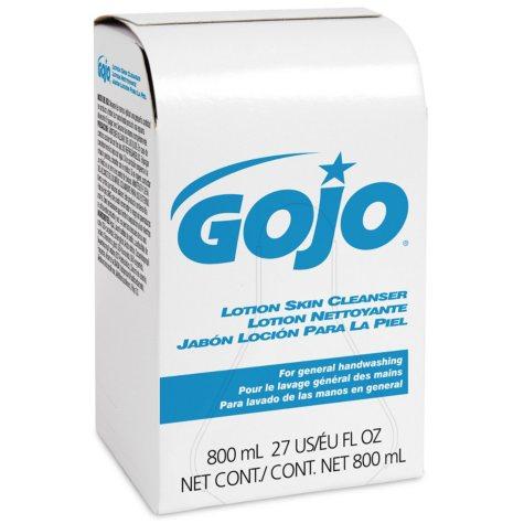 GOJO Lotion Skin Cleanser Refill (800ml bag)