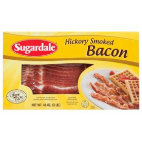 Sugardale Sliced Bacon (1 lb., 3 pk.)