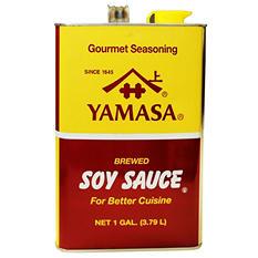 Yamasa Gourmet Seasoning Soy Sauce (1 gal.)