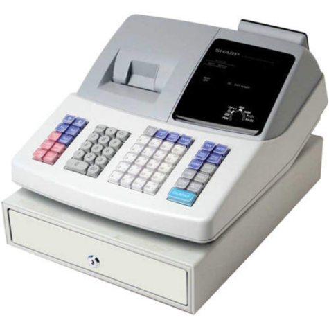 Sharp Hospitality Electronic Cash Register