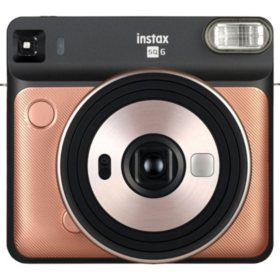Fujifilm SQ6 Instax Square Instant Film Camera (Various Colors)
