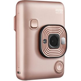 Fujifilm Mini LiPlay Hybrid Instant Camera (Various Colors)