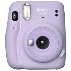 Fujifilm Instax Mini 11 Instant Camera (Select Color)