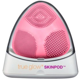 Conair True Glow Silicone Cleansing Facial Brush