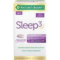Nature's Bounty Sleep3 Tri-Layer Tablets (120 ct.)