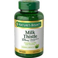 Nature's Bounty Milk Thistle 175mg, (200 ct.)