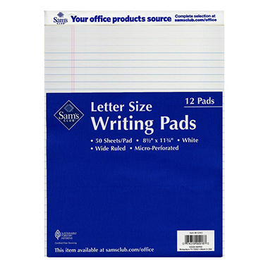 Writing Pads & Notebooks