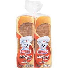 Bimbo Wheat Sandwich Sliced Bread - 2 Pk.