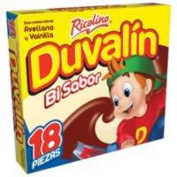 Ricolino Duvalin Hazelnut and Vanilla Candy (18 ct.)