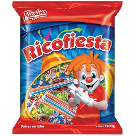 Ricolino Ricofiesta Assorted Candies (3.3 lbs.)