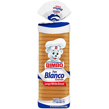 Bimbo White Sandwich Bread (24oz)