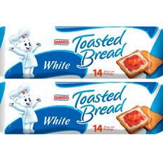 Bimbo Toasted Bread (14.1 oz., 2 pk.)