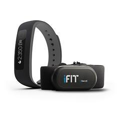 iFit Vue + Heart Rate Strap Bundle