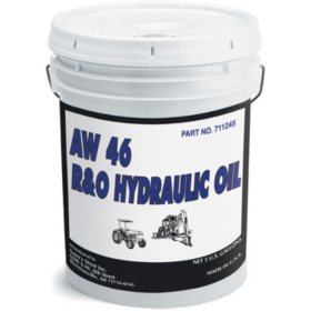 Certified R & O Hydraulic Oil AW-46 - 5 Gallon Bucket
