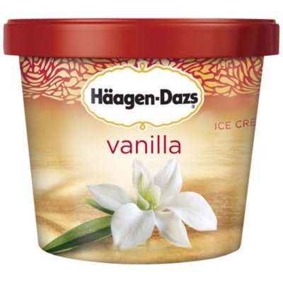 Häagen-Dazs Vanilla Ice Cream Cups (3.6 oz., 12 ct.)
