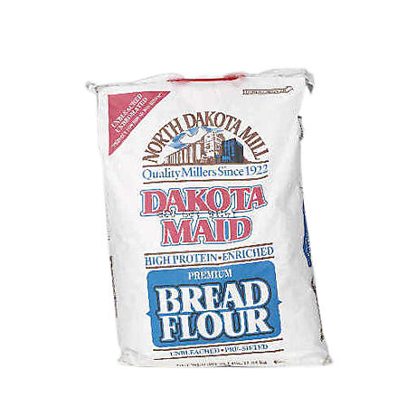 Dakota Maid Bread Flour (25 lbs.)