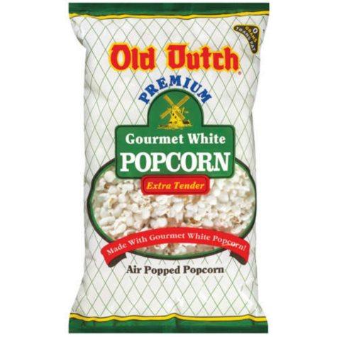 Old Dutch Gourmet White Popcorn - 20oz