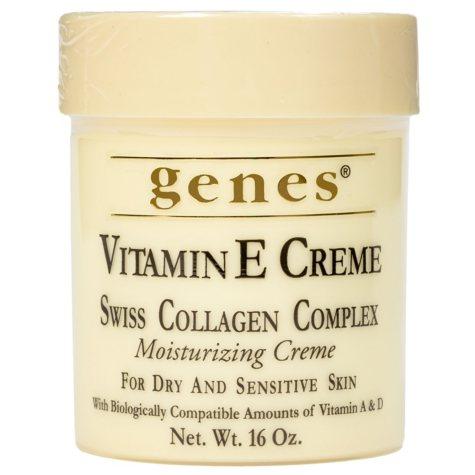 Genes Vitamin E Creme (16 oz.)
