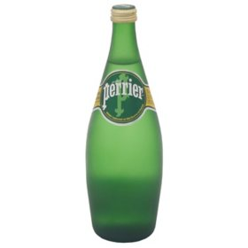 Perrier Mineral Water (25oz)