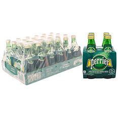 Perrier Sparkling Natural Mineral Water (11 oz., 24 pk.)