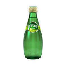 Perrier Lime Sparkling Mineral Water (330ML, 24 pk.)