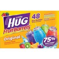 Little Hug Fruit Barrels (8oz / 48pk)