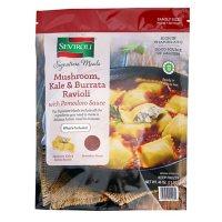 Seviroli Mushroom, Kale and Burrata Ravioli Kit, Frozen (48 oz.)