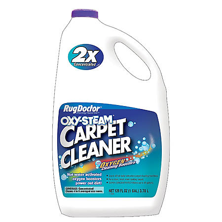 Rug Doctor Oxy-Steam Carpet Cleaner - 1 Gallon