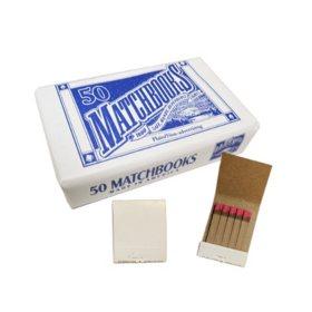 D. D. Bean Book Matches (50 matchbooks, 20 ct.)