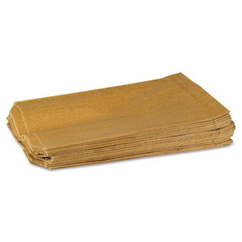 Kraft Waxed Paper Napkin Receptacle Liner (500ct.)