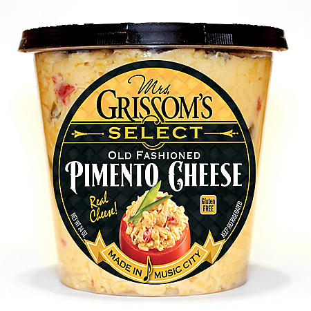 Mrs. Grissom's Select Pimento Cheese (1.5 lb.)