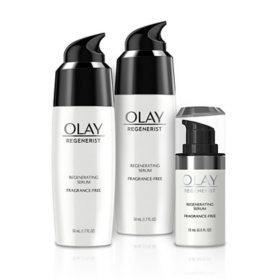 Olay Regenerist Serum, Fragrance Free (3.9 fl. oz.)