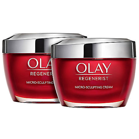Olay Regenerist Micro-Sculpting Cream (1.7 oz., 2 pk.)