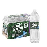 Poland Spring 100% Natural Spring Water (1L., 15 pk.)