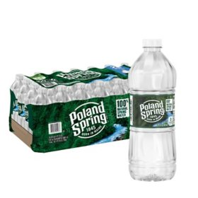 Poland Spring 100% Natural Spring Water (20 fl. oz., 28 pk.)
