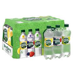 Poland Spring Sparkling Spring Water, Assorted Flavors (16.9 oz., 24 pk.)