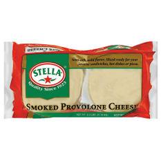 Stella® Sliced Provolone Cheese - 2.5 lb.