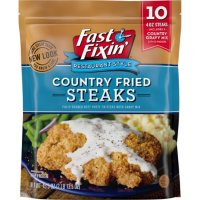 Fast Fixin' Restaurant Style Country Fried Steaks, Frozen (10 ct.)