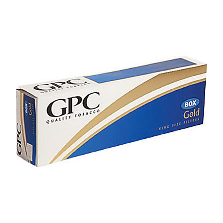 GPC Gold King Box (20 ct., 10 pk.)